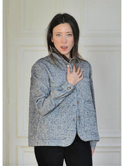 Sacrecoeur Kate Boxy Jacket Haze