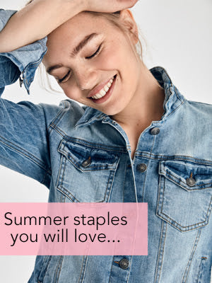 Summer Staples You Will Love