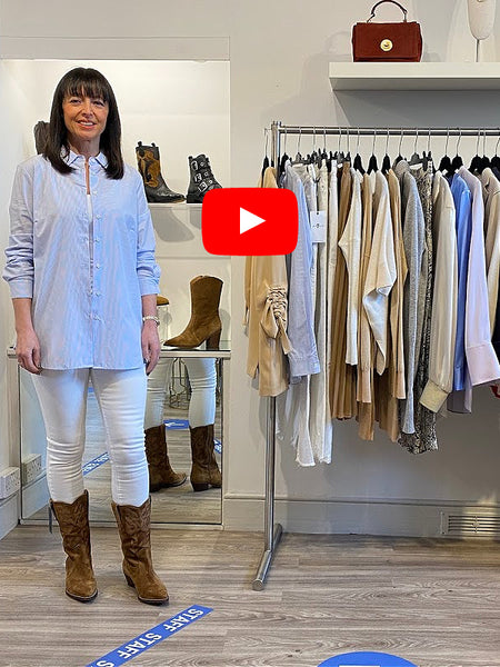 Berties Clothing Video Blog - Transitional Temptations