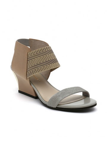 United Nude Raiko Wedge Stone & Grey