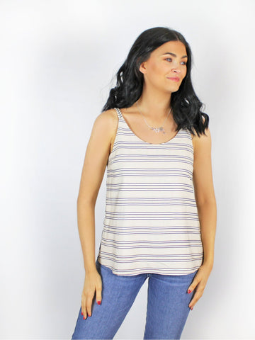 vilagallo-striped-cami-black-cream
