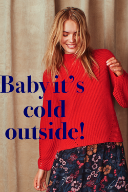Baby it's cold outside trend guide