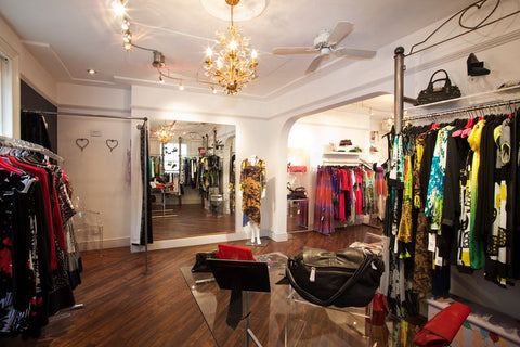 Berties Clothing Store 2010