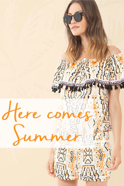 Here comes summer blog