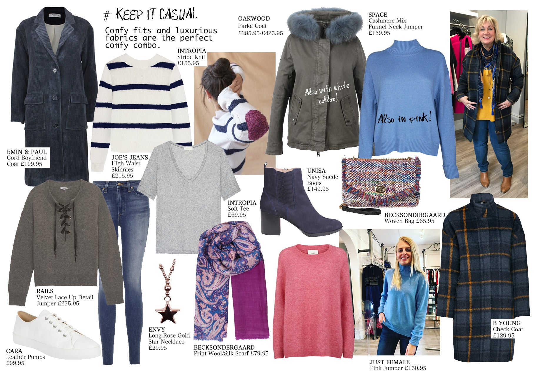 Keep It Casual Trend Guide