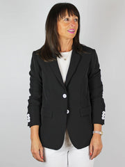 Marc Aurel Black Blazer