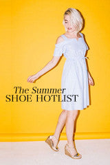 The Summer Shoe Hotlist