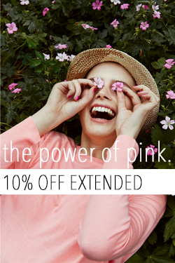 the power of pink blog