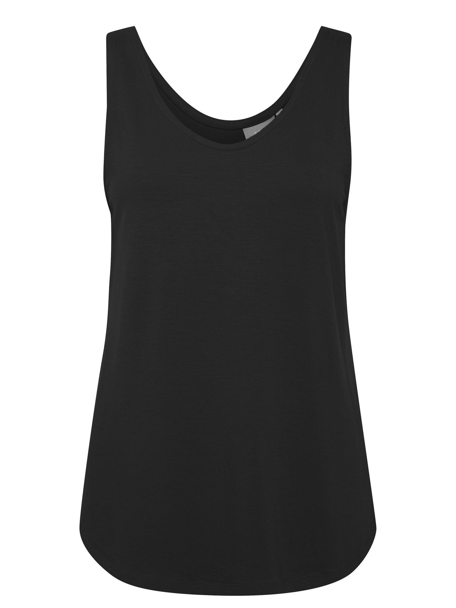 Image of B Young ByRexima Tank Top Black