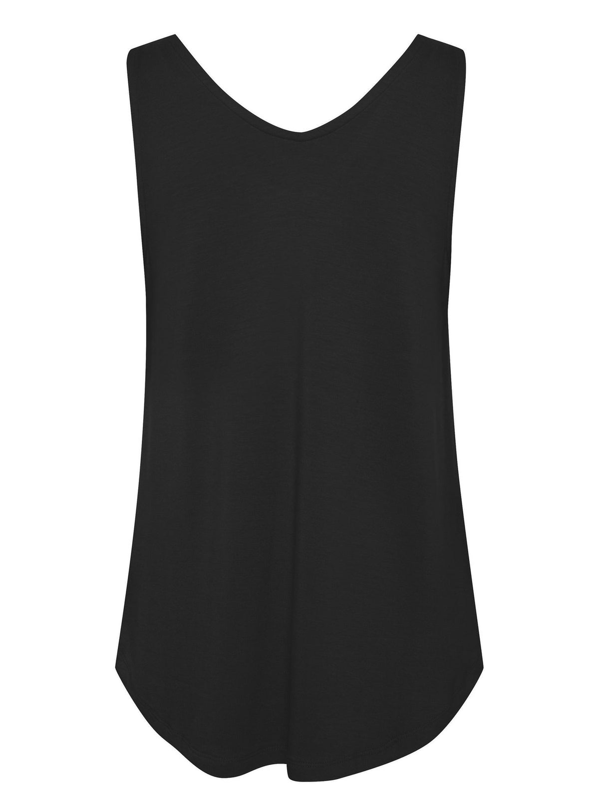 B Young ByRexima Tank Top Black