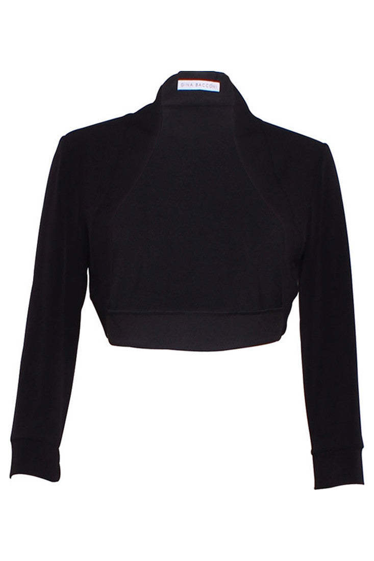 Black Bolero - Berties Clothing