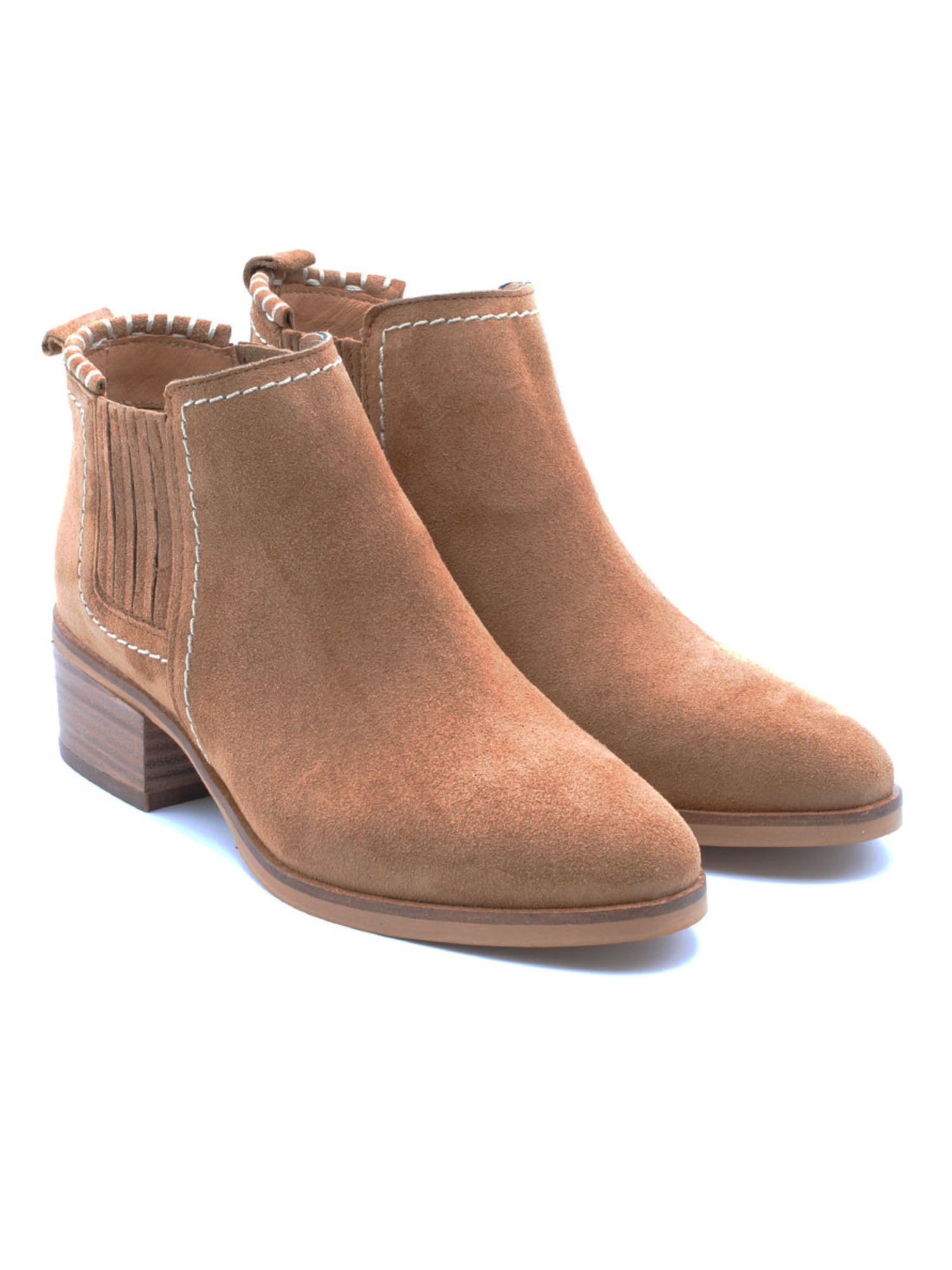 Alpe Ankle Boots Tan