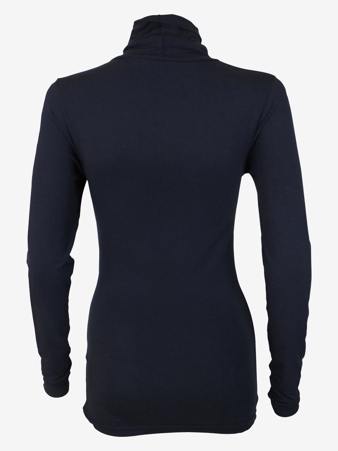 B Young Pamila Roll Neck Navy