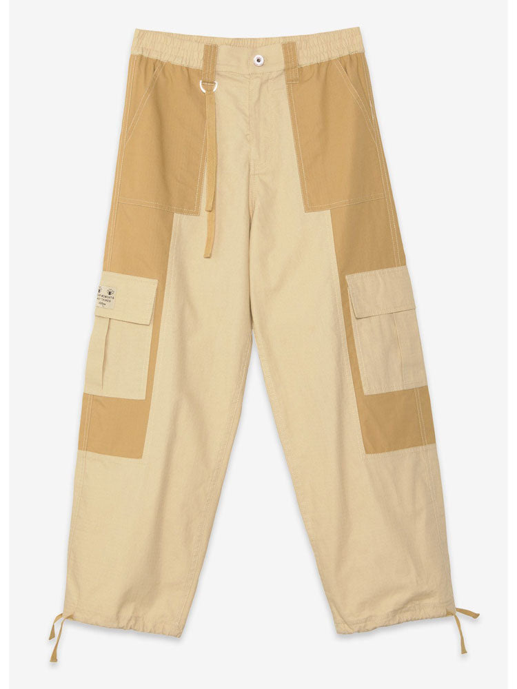 Image of Ottod'Ame Cropped Combat Trousers