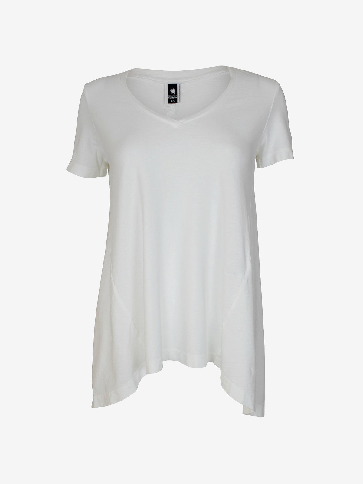 Swing Jersey Top White