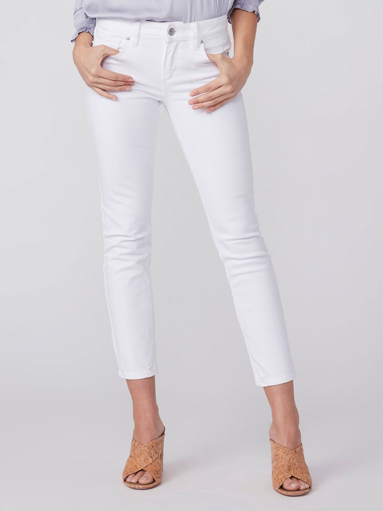 Image of Paige Amber Straight Jeans