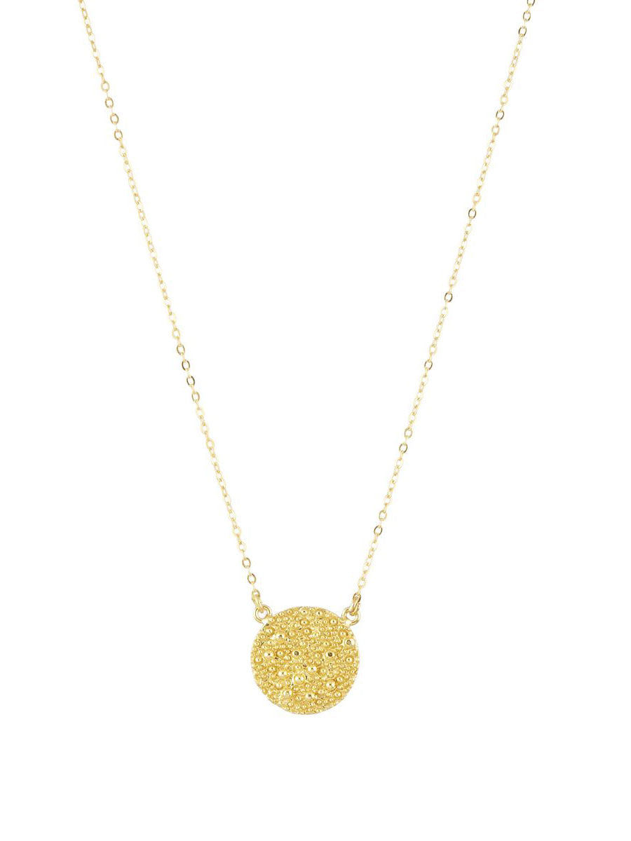 Ashiana Spell Gold Coin Necklace