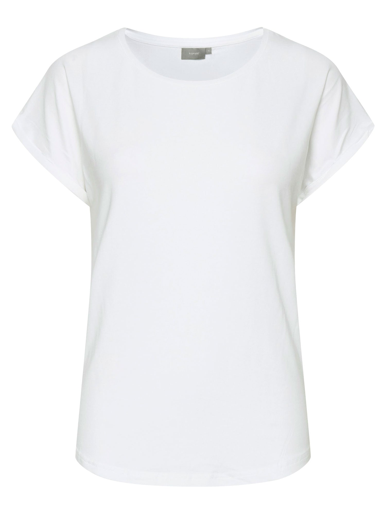 Image of B Young Pamila T-shirt Off White