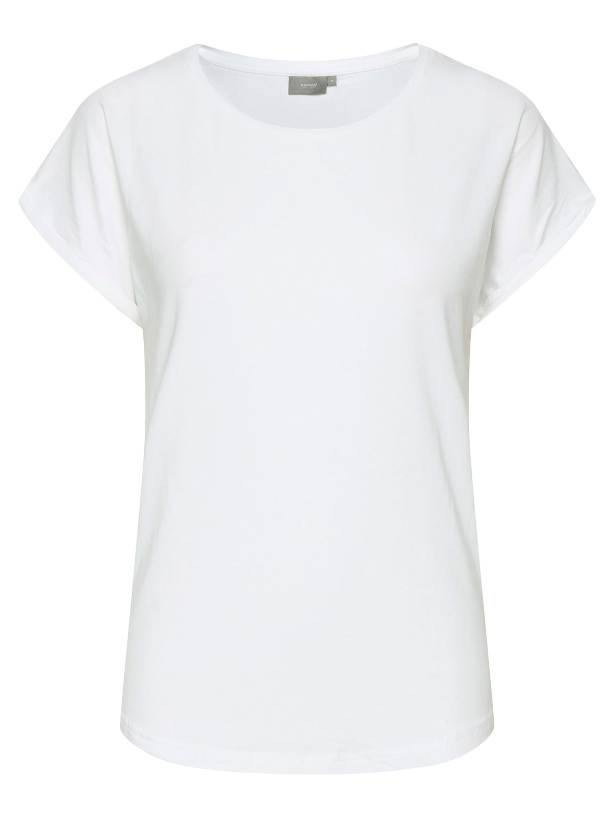 B Young Pamila T-shirt Off White
