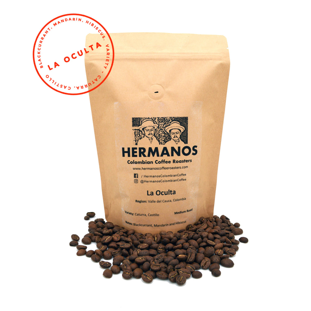 LA OCULTA Coffee Beans Hermanos