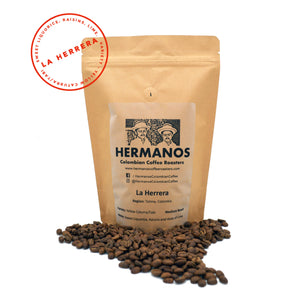 LA HERRERA Hermanos Colombian Coffee Roasters