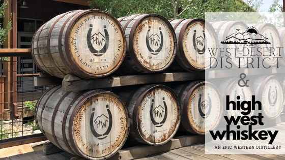 High West Whiskey Distillery: A Western Destination