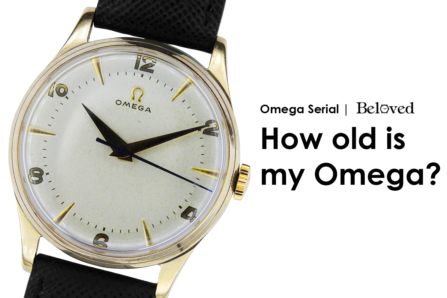 omega watch dating