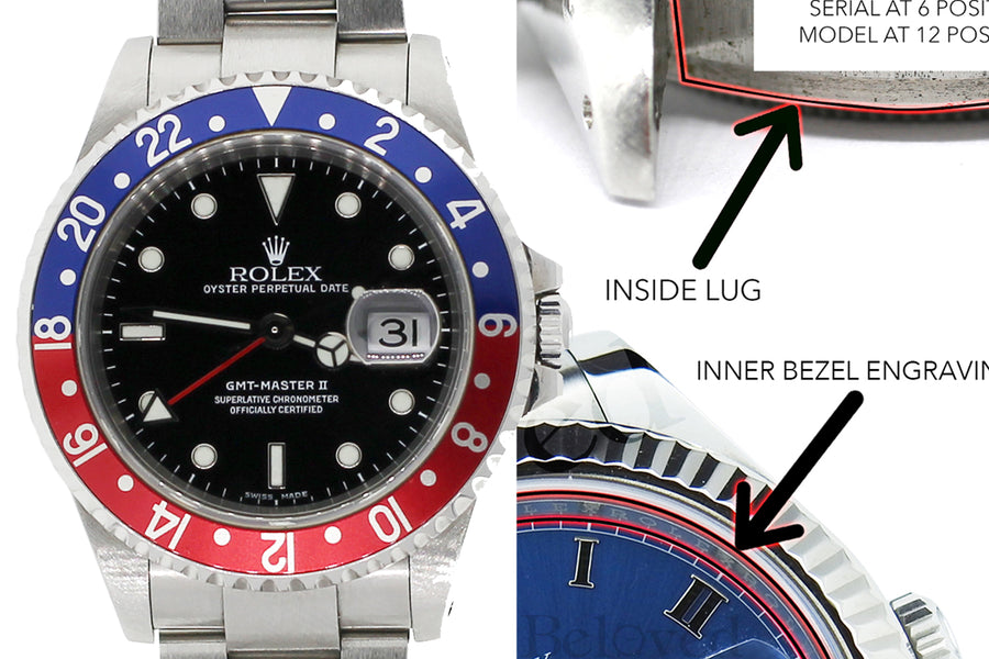 Serial Number Production Year Guide | How old is my Rolex?