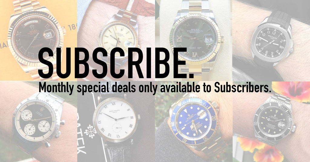 Received special subscriber only pricing by signing up for our newsletter.