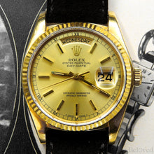 Load image into Gallery viewer, Rolex Day-Date 18038