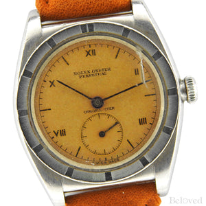Rolex Oyster Perpetual Bubble Back 3458