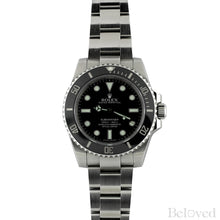 Load image into Gallery viewer, Rolex Ceramic Submariner 114060