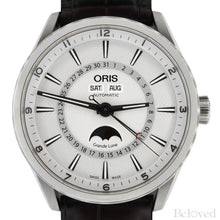 Load image into Gallery viewer, Oris Artix Complication Month Day Moonphase 01 915 7643 4