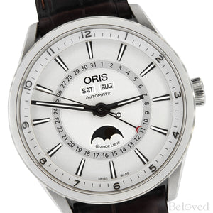 Oris Artix Complication Month Day Moonphase 01 915 7643 4