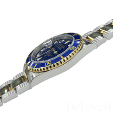 Load image into Gallery viewer, Rolex Submariner 16613 Inner Bezel Engraving Image 4