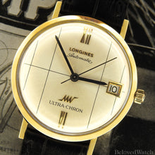 Load image into Gallery viewer, Longines Ultra-Chron