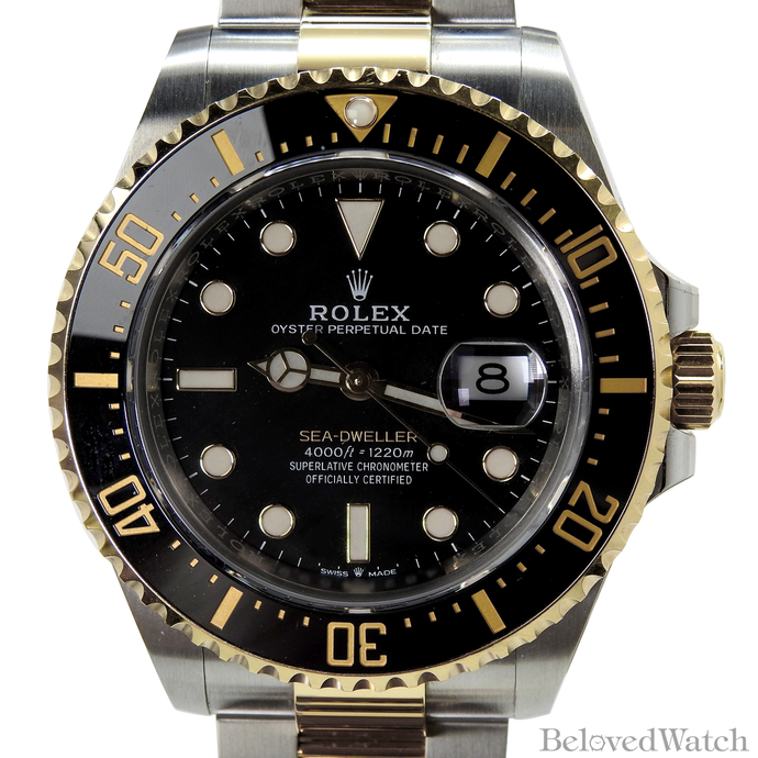 Rolex Ceramic Sea-Dweller 126603