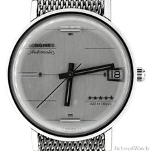 Load image into Gallery viewer, Longines 5 Star Admiral