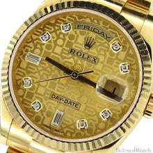 Load image into Gallery viewer, Rolex Day-Date 118238