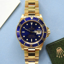 Load image into Gallery viewer, Rolex Submariner 16618