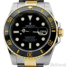 Load image into Gallery viewer, Rolex Ceramic Submariner 116613