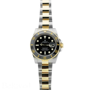 Rolex Ceramic Submariner  Black 116613 Image 2