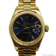 Load image into Gallery viewer, Rolex Datejust 69178