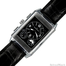 Load image into Gallery viewer, Jaeger-LeCoultre Reverso Grande Date GMT 8 Day Power Reserve 248.8.18