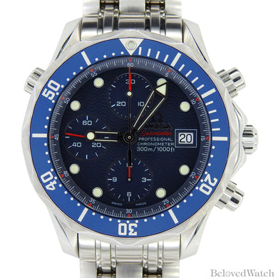 Omega DIVER 300M CHRONOGRAPH Seamaster Professional 2225.80.00