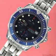 Load image into Gallery viewer, Omega Seamaster Chronograph Professional 2225.80.00