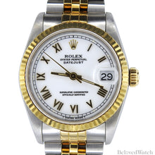 Load image into Gallery viewer, Rolex Datejust 68273
