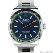 Load image into Gallery viewer, Rolex Milgauss 116400GV