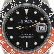 Load image into Gallery viewer, Rolex GMT-Master II 16710