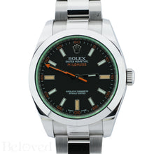 Load image into Gallery viewer, Rolex Milgauss 116400GV Image 1